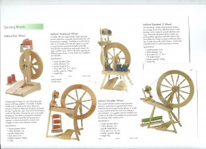 spinning wheels for website
